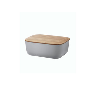 BOX-IT Butterdose, grau RIG-TIG by Stelton