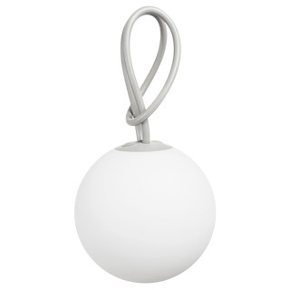 LED Gartenleuchte - Bolleke, light grey by fatboy